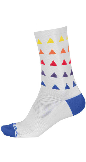 Endura Triangulate Socks Women white
